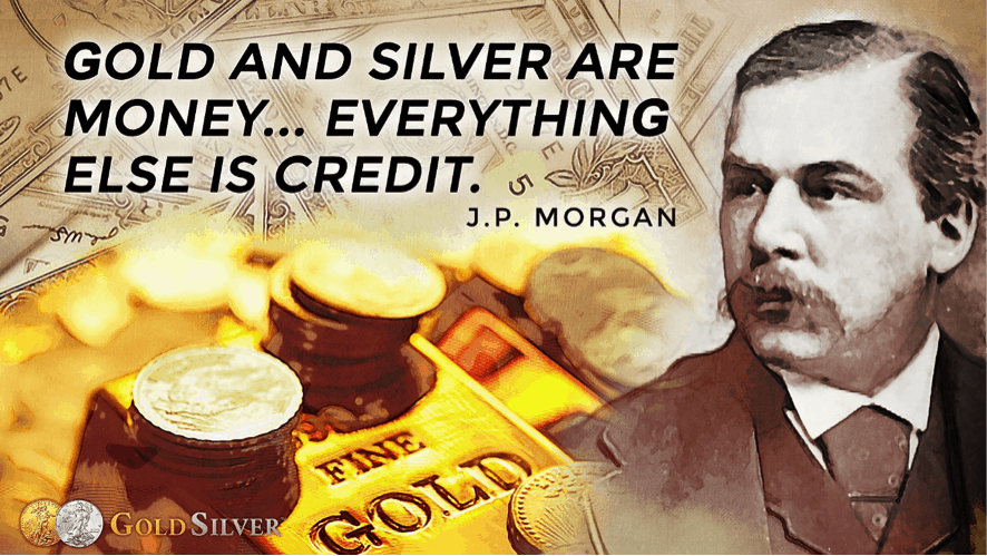 JP Morgan sobre el oro